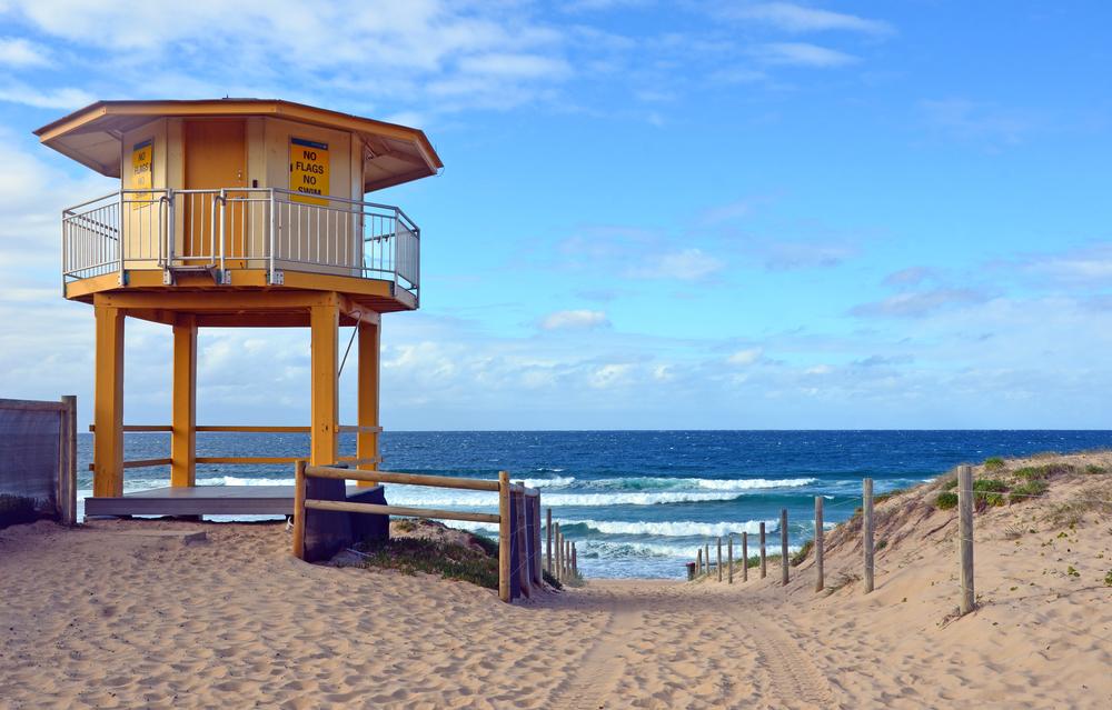 where is the safest beach in Cronulla