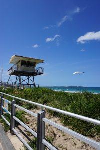 South Cronulla beach