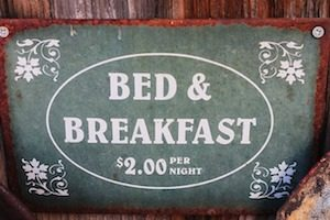 bed and breakfast, accommodation, Cronulla