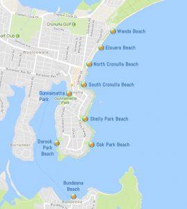 best beach in Cronulla, sydney beaches, family beaches