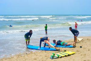 learn to surf Cronulla