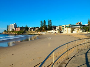 enjoy the beaches of the Sutherland Shire