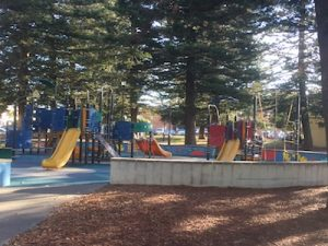safe kids play area North Cronulla Dunningham Park
