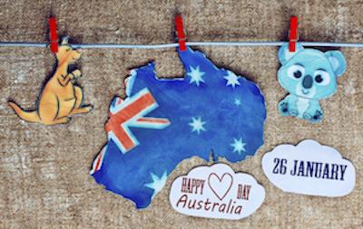 Australia Day 2020 in Cronulla