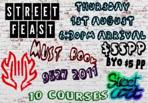 food events Cronulla