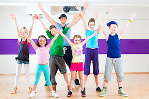 childrens dance lessons in Cronulla