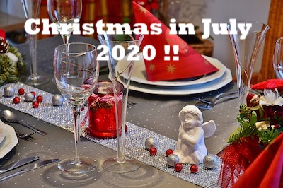 Zimzala Christmas in July 2020