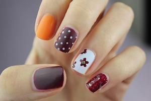 beautiful shellac nails Cronulla