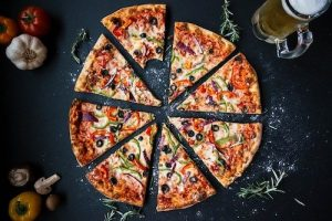 Tastiest pizza in Cronulla