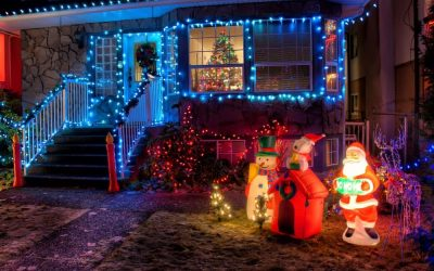 Light Up The Shire – Christmas Decorations Competition 2020