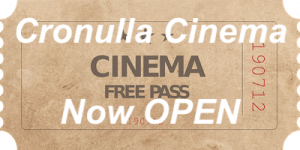Is Cronulla cinema open?